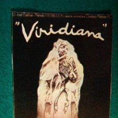 Cinema: VIRIDIANA - LUIS BUÑUEL - SILVIA PINAL - FRANCISCO RABAL - FERNANDO REY - SIGUE .... Lote 37826696