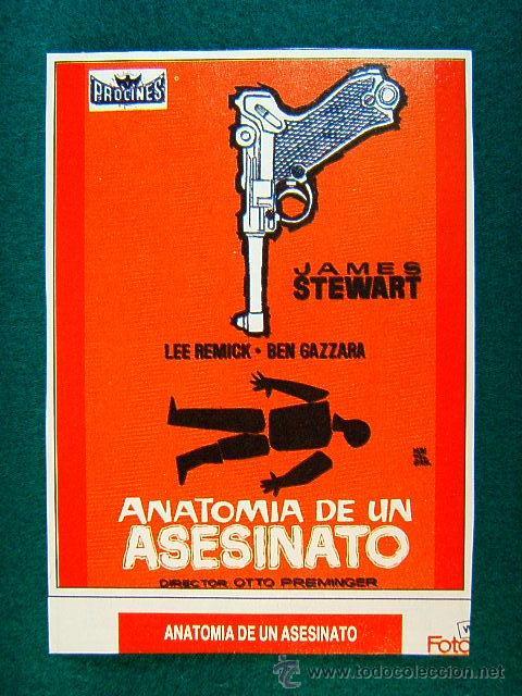 anatomia de un asesinato - otto preminger - jam - Comprar ...