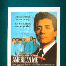 Cine: AMERICAN ME - SIN REMISION - EDWARD JAMES OLMOS - WILLIAM FORSYTHE - PEPE SERNA - ESTE .... Lote 205045741