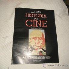 Cinéma: LA GRAN HISTORIA DEL CINE TERENCI MOIX CAPITULO 76. Lote 38065182