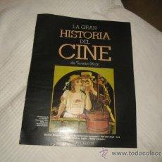 Cinéma: LA GRAN HISTORIA DEL CINE TERENCI MOIX CAPITULO 24. Lote 38065186
