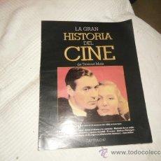 Cinéma: LA GRAN HISTORIA DEL CINE TERENCI MOIX CAPITULO 67. Lote 38065190