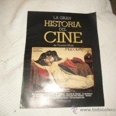 Cinéma: LA GRAN HISTORIA DEL CINE TERENCI MOIX CAPITULO 9. Lote 38065235