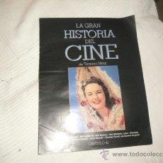 Cinéma: LA GRAN HISTORIA DEL CINE TERENCI MOIX CAPITULO 40. Lote 38065241