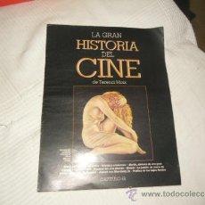 Cinéma: LA GRAN HISTORIA DEL CINE TERENCI MOIX CAPITULO 48. Lote 38065248
