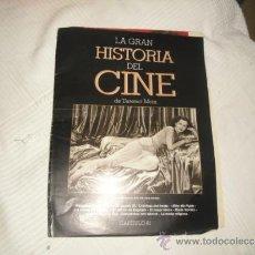 Cinéma: LA GRAN HISTORIA DEL CINE TERENCI MOIX CAPITULO 81. Lote 38065253