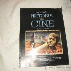 Cinéma: LA GRAN HISTORIA DEL CINE TERENCI MOIX CAPITULO 64. Lote 38065256