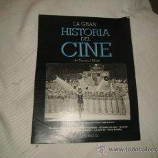 Cinéma: LA GRAN HISTORIA DEL CINE TERENCI MOIX CAPITULO 52. Lote 38065262