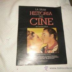 Cinéma: LA GRAN HISTORIA DEL CINE TERENCI MOIX CAPITULO 57. Lote 38065267