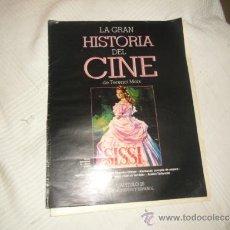 Cinéma: LA GRAN HISTORIA DEL CINE TERENCI MOIX CAPITULO 28. Lote 38065275