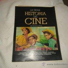 Cinéma: LA GRAN HISTORIA DEL CINE TERENCI MOIX CAPITULO 30. Lote 38065277