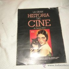 Cinéma: LA GRAN HISTORIA DEL CINE TERENCI MOIX CAPITULO 38 EL DE FOTO. Lote 38065288