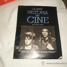Cinéma: LA GRAN HISTORIA DEL CINE TERENCI MOIX CAPITULO 14. Lote 38065296