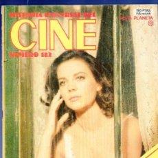 Cine: HISTORIA UNIVERSAL DEL CINE Nº 182. EDITA PLANETA. AÑO 1982. . Lote 38120049