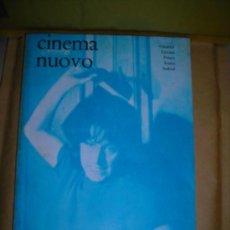 Cine: REVISTA DE CINE - CINEMA NUOVO Nº157,DIR.GUIDO ARISTARCO ,ANNO XI 1962- 80 PAG.24X17,5 CM . Lote 38230833