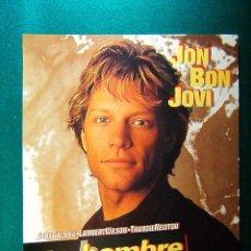 Cinema: UN HOMBRE DE EXITO - THE LEADING MAN - JOHN DUIGAN - JON BON JOVI - ANNA GALIENA - GUIA .... Lote 38351887