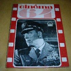 Cine: REVISTA CINEMA 64 Nº 85 AVRIL 1964 DIRECT. JEAN BILLEN ,PARIS -136 PAG. - 18X14 CM. . Lote 38367224