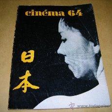 Cine: (M) REVISTA CINEMA 64 Nº 83 FEVRIER 1964 DIRECT. JEAN BILLEN ,PARIS -136 PAG. - 18X14 CM. . Lote 38367308