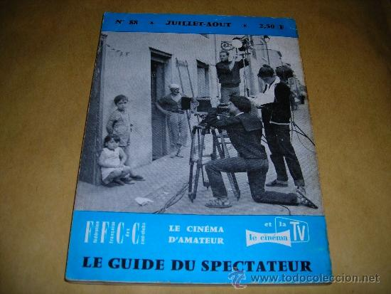 Cine: (M) REVISTA CINEMA 64 Nº 88 JUILLET-AOUT 1964 DIRECT. JEAN BILLEN ,PARIS -136 PAG. - 18X14 CM. - Foto 2 - 38367401