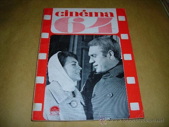 (M) REVISTA CINEMA 64 Nº 89 SEPTEMBRE-OCTOBRE 1964 DIRECT. JEAN BILLEN ,PARIS 136 PAG. - 18X14 CM. (Cine - Revistas - Cinema)