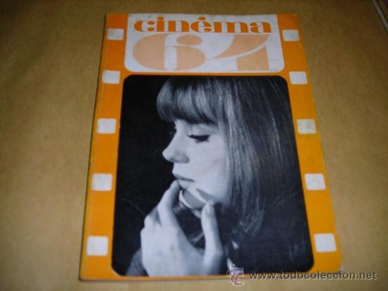 (M) REVISTA CINEMA 64 Nº 87 JUIN 1964 DIRECT. JEAN BILLEN ,PARIS 136 PAG. - 18X14 CM. (Cine - Revistas - Cinema)