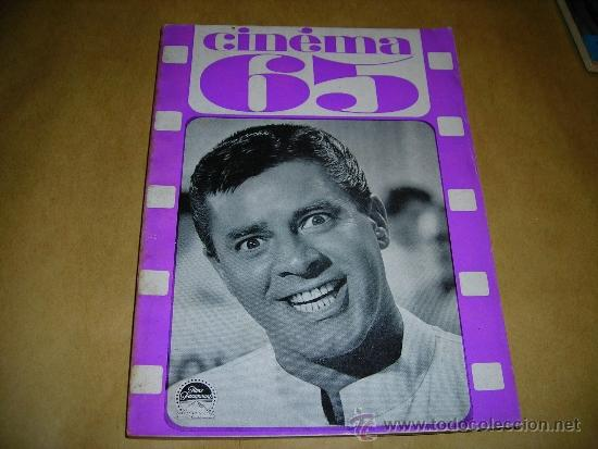 (M) REVISTA CINEMA 65 Nº 94 MARS 1965 DIRECT. JEAN BILLEN ,PARIS 136 PAG. - 18X14 CM. (Cine - Revistas - Cinema)