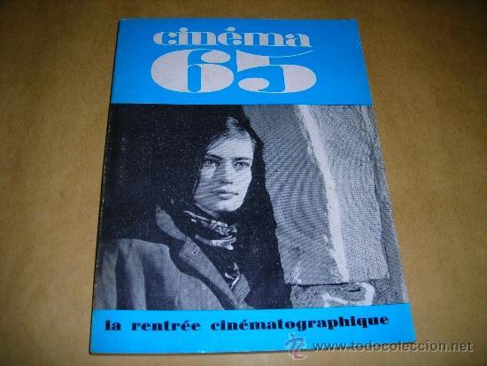 (M) REVISTA CINEMA 65 Nº 99 SEPT. - OCTOBRE 1965 DIRECT. JEAN BILLEN ,PARIS 136 PAG. - 18X14 CM. (Cine - Revistas - Cinema)