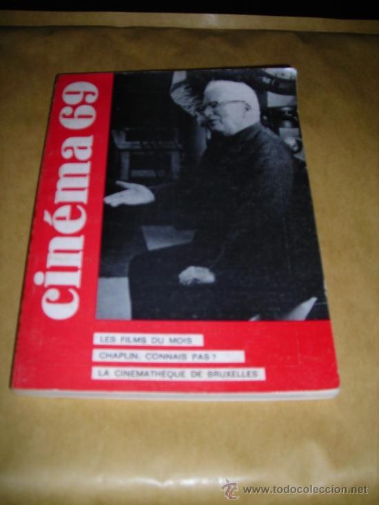 (M) REVISTA CINEMA 69 Nº 136 MAI 1969 - PARIS - MARCEL MARTIN - 144 PAG.18X14 CM. (Cine - Revistas - Cinema)