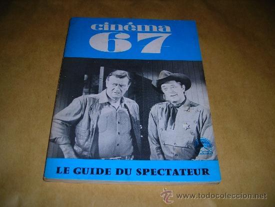 (M) REVISTA CINEMA 67 -Nº 118 JULLET-AOUT 1967 ,DIRCT. JEAN BILLEN PARIS 128 PAG 18,5X14 CM. (Cine - Revistas - Cinema)