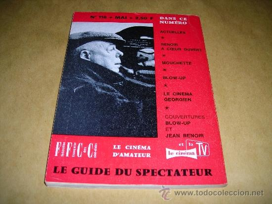 Cine: (M) REVISTA CINEMA 67 -Nº 116 MAI 1967 ,DIRCT. JEAN BILLEN PARIS 128 PAG 18,5X14 CM. - Foto 2 - 38372287