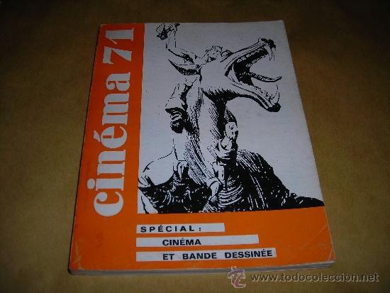 (M) REVISTA CINEMA 71 Nº 159 SEPT. OCT. 1971 ,DIRCT. JEAN BILLEN PARIS 160 PAG. 18,5X14 CM. (Cine - Revistas - Cinema)