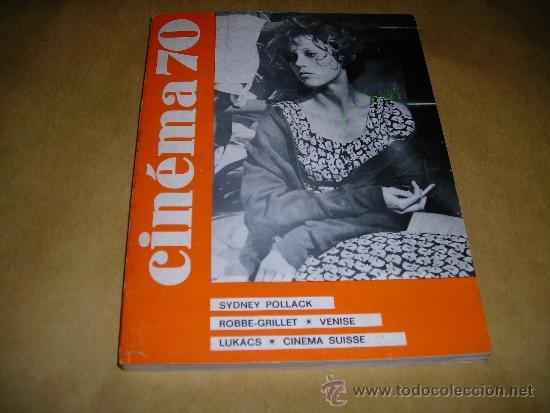(M) REVISTA CINEMA 70 Nº 149 SEPT.-OCT. 1970 ,DIRCT. JEAN BILLEN PARIS 160 PAG. 18,5X14 CM. (Cine - Revistas - Cinema)