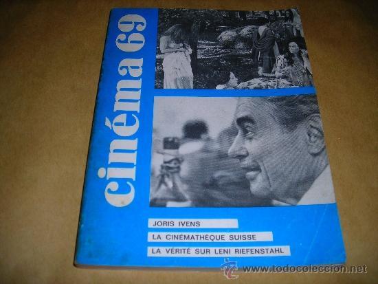 (M) REVISTA CINEMA 69 Nº 133 FEVRIER 1969 ,DIRCT. JEAN BILLEN PARIS 144 PAG. 18,5X14 CM. (Cine - Revistas - Cinema)