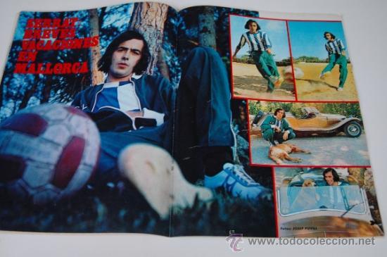 Cine: revista fotogramas nº 1136 julio 1970 - joan manel serrat - luis mariano - Foto 2 - 38373969