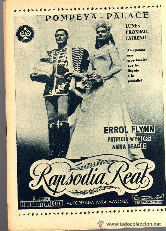 Cine: RADIOCINEMA Nº 360 -15 JUNIO 1957 - PORTADA FRANÇOISE ARNOUL - CONTRAPORTADA CURD JURGENS - Foto 4 - 38412136