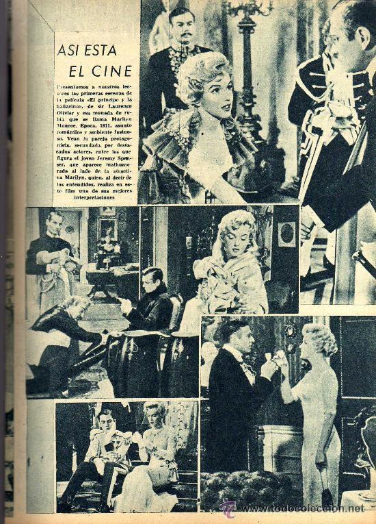 Cine: RADIOCINEMA Nº 365 - 20 JULIO 1957 - PORTADA ZULLY MORENO - CONTRAPORTADA FESTIVAL DE SAN SEBASTIAN - Foto 5 - 38401434