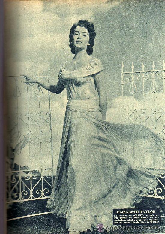 Cine: RADIOCINEMA Nº 340 - 26 ENERO 1957 - PORTADA MARIANNE COOK - CONTRAPORTADA MAUREEN OHARA - Foto 5 - 38401485