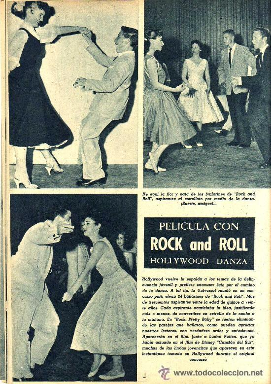 Cine: RADIOCINEMA Nº 340 - 26 ENERO 1957 - PORTADA MARIANNE COOK - CONTRAPORTADA MAUREEN OHARA - Foto 6 - 38401485