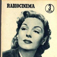 Cine: RADIOCINEMA Nº 365 - 20 JULIO 1957 - PORTADA ZULLY MORENO - CONTRAPORTADA FESTIVAL DE SAN SEBASTIAN. Lote 38401434