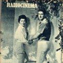 Cine: RADIOCINEMA Nº 354 -4 MAYO 1957 - PORTADA JACK MAHONEY - CONTRAPORTADA GEORGE NADER. Lote 38408910