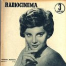Cine: RADIOCINEMA Nº 346 -9 MARZO 1957 - PORTADA ROSSANA PODESTA - CONTRAPORTADA ROSSANO BRAZZI. Lote 38412137