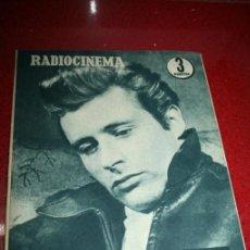 Cine: RADIOCINEMA Nº 368 - 10 AGOSTO 1957 - PORTADA JOSÉ CAMPOS - CONTRAPORTADA EVA GABOR. Lote 38412149