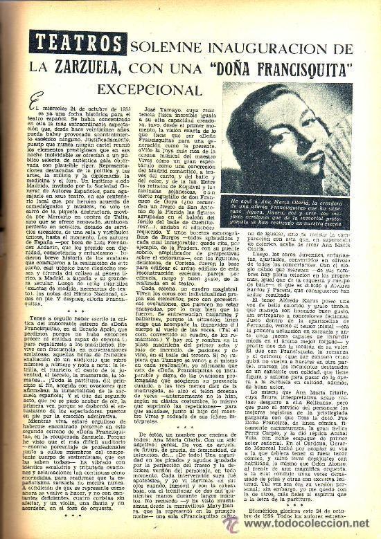 Cine: RADIOCINEMA Nº 327 - 27 OCTUBRE 1956 - PORTADA JORGE RIVIERE - CONTRAPORTADA GIA SCALA - Foto 6 - 38401658