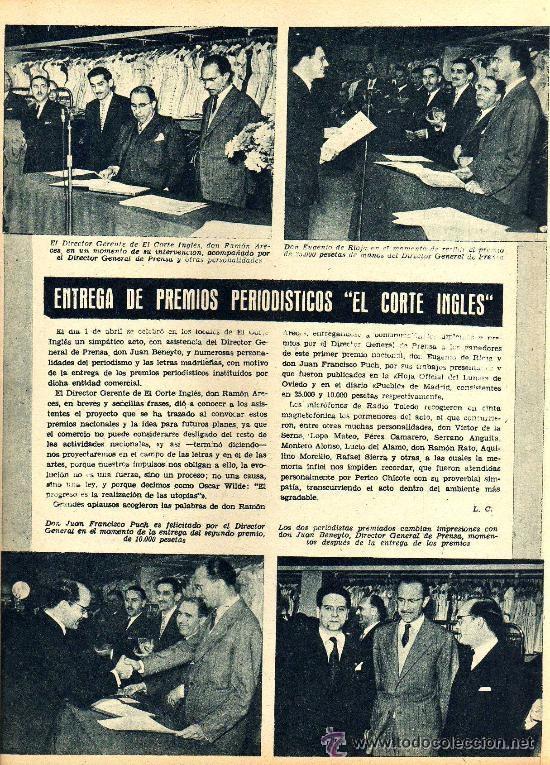 Cine: RADIOCINEMA Nº 350 -6 ABRIL 1957 - PORTADA LINDA DARNELL - CONTRAPORTADA NATALIE WOOD - Foto 4 - 38401682