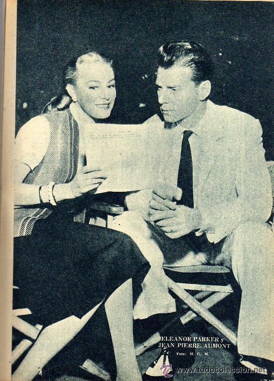 Cine: RADIOCINEMA Nº 354 -4 MAYO 1957 - PORTADA JACK MAHONEY - CONTRAPORTADA GEORGE NADER - Foto 5 - 38408910