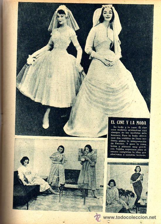 Cine: RADIOCINEMA Nº 359 -8 JUNIO 1957 - PORTADA RHONDA FLEMING - CONTRAPORTADA ROCK HUDSON - Foto 8 - 38412132