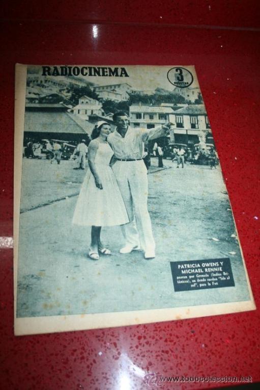 Cine: RADIOCINEMA Nº 378 - 19 OCTUBRE 1957 - PORTADA DOROTY MORRIS - CONTRAPORTADA PATRICIA OWENS - Foto 7 - 38412140