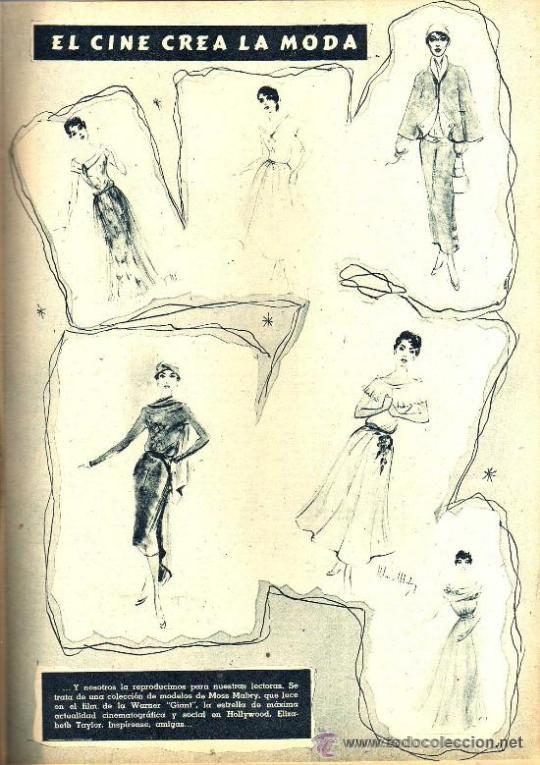 Cine: RADIOCINEMA Nº 347 - 16 MARZO 1957 - PORTADA MARIANNE COOK - CONTRAPORTADA GIA SCALA - Foto 6 - 38412147