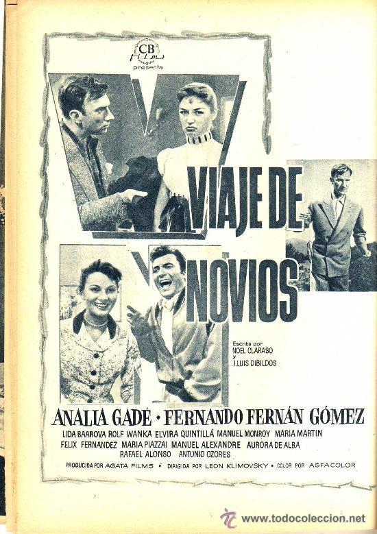 Cine: RADIOCINEMA Nº 330 - 17 NOVIEMBRE 1956 - PORTADA MIGUELITO GIL - CONTRAPORTADA COLLEEN MILLER - Foto 5 - 38402485