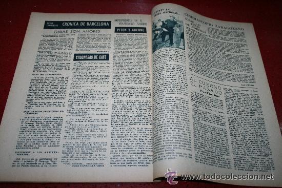 Cine: RADIOCINEMA Nº 369 - 17 AGOSTO 1957 - PORTADA MARTHA HYER - CONTRAPORTADA BARBARA VARENNA - Foto 2 - 38402516
